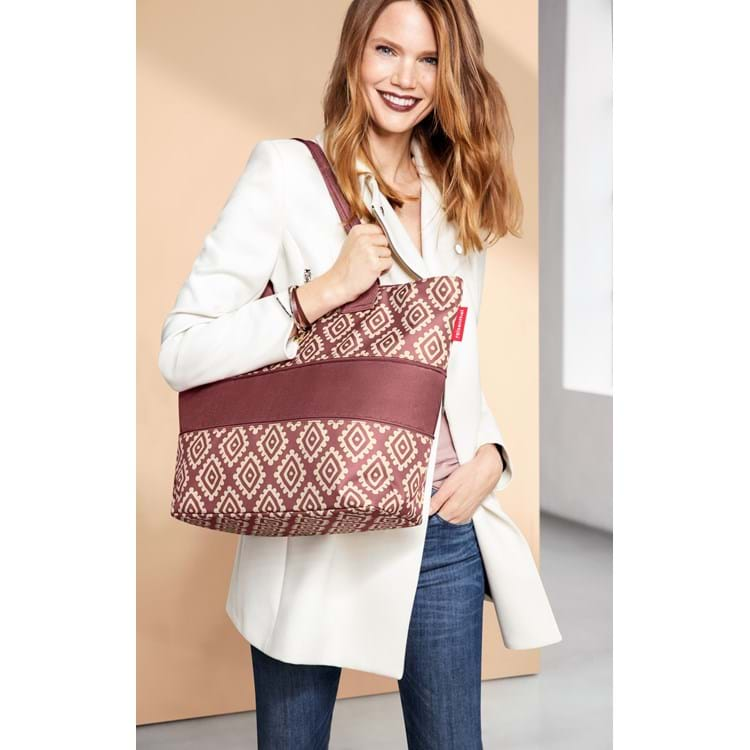 Reisenthel Shopper e1 Brun/Beige 3