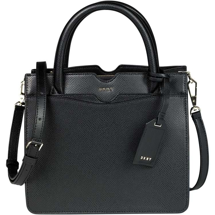 DKNY Bryant Park Cross SAFFIAN Sort 1