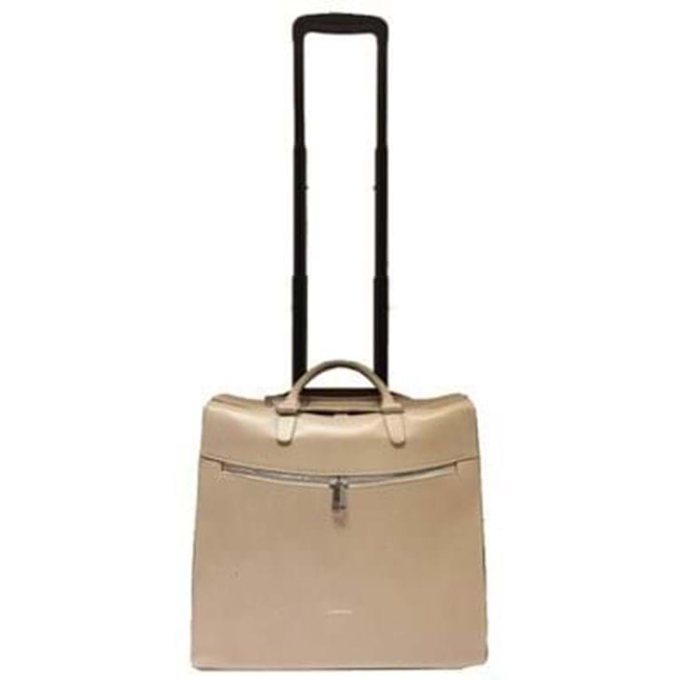 Business Trolley Beige 1