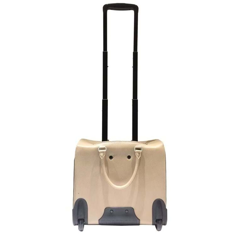 Business Trolley Beige 2