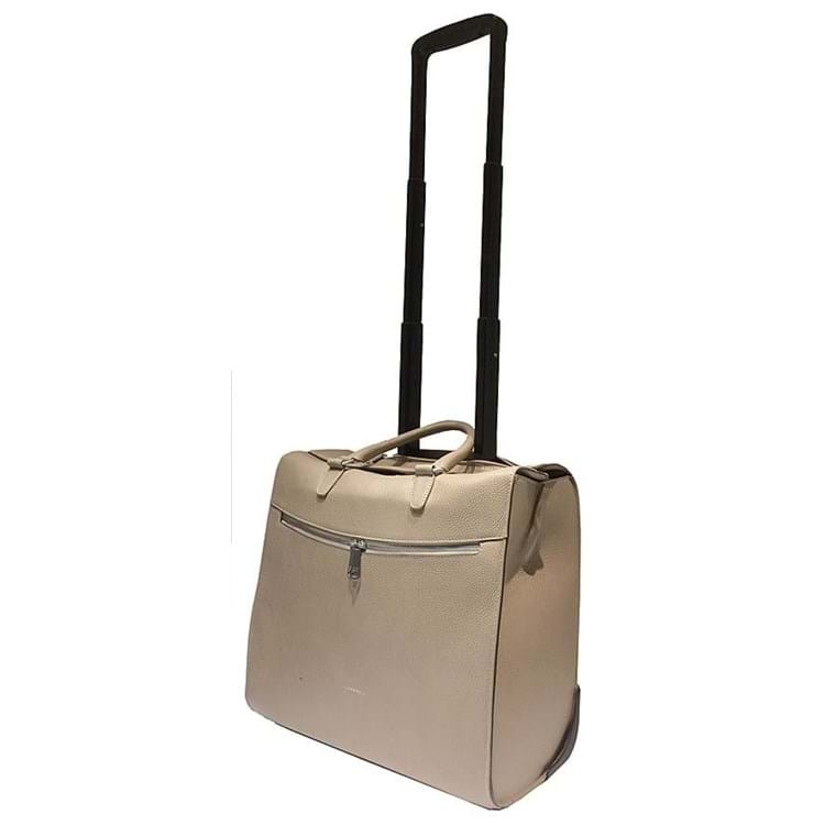 Business Trolley Beige 4