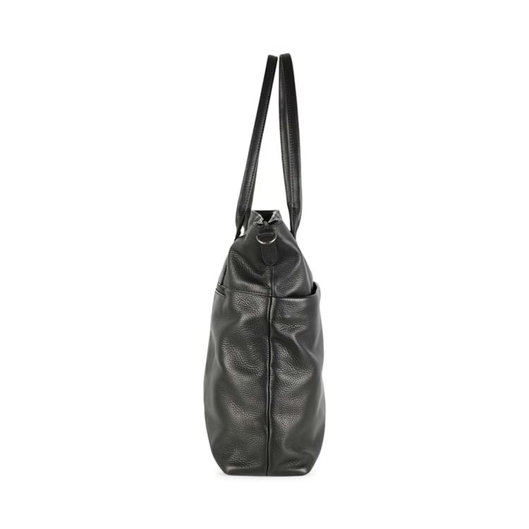 Fenya Bag, Grain, Black, Sort 3