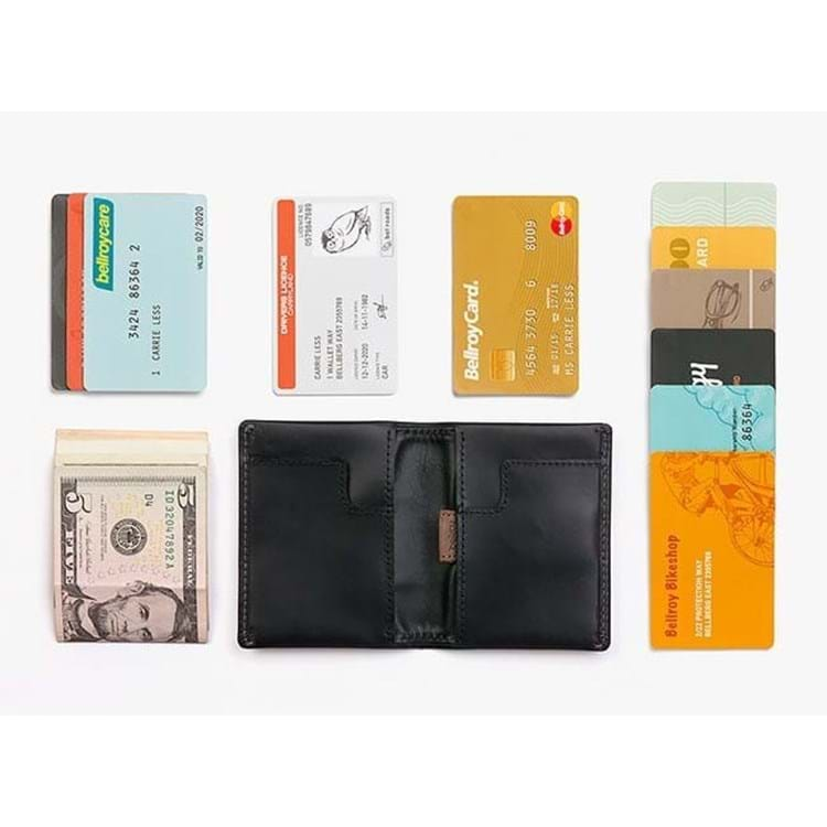 Pung -Slim sleeve wallet Sort 6