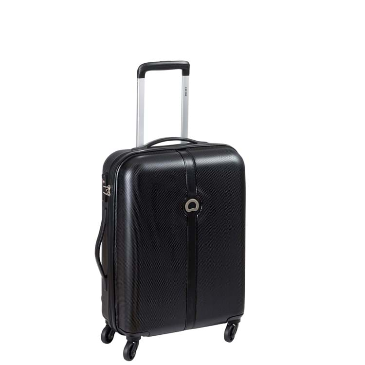 Kabine Trolley -slim 55 -Clava Sort 1