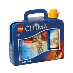 Lunch-set Lego Chima-Fire&Ice
