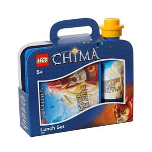 Lunch-set Lego Chima-Fire&Ice alt image
