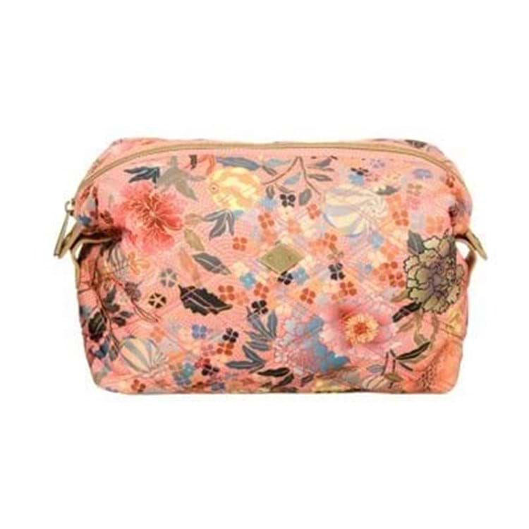 Toilettaske -M Toiletry Bag Pink 1