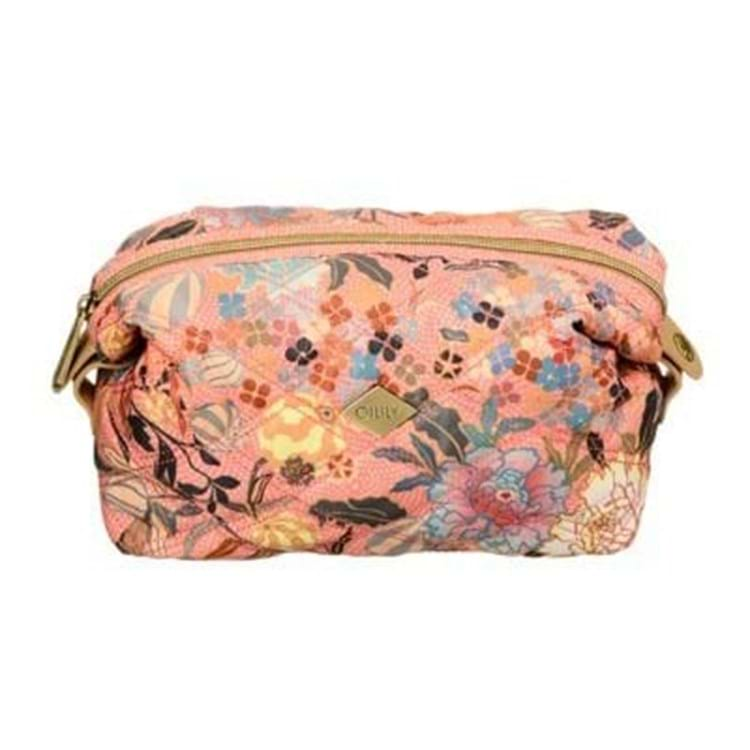 Toilettaske -S Toiletry Bag Pink 1