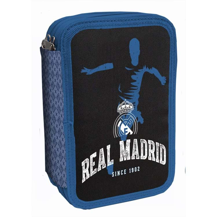 Scandecor Real Madrid Penalhus-stort Sort/Navy 1