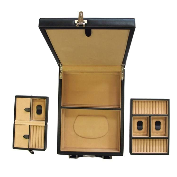 Windrose Safe box Smykkeskrin Ambiance Sort 3