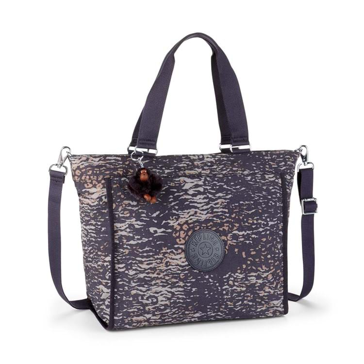 Kipling shopper- New shopper L Camouflage 1