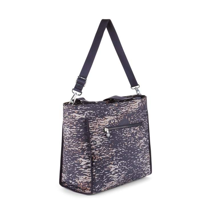 Kipling shopper- New shopper L Camouflage 2