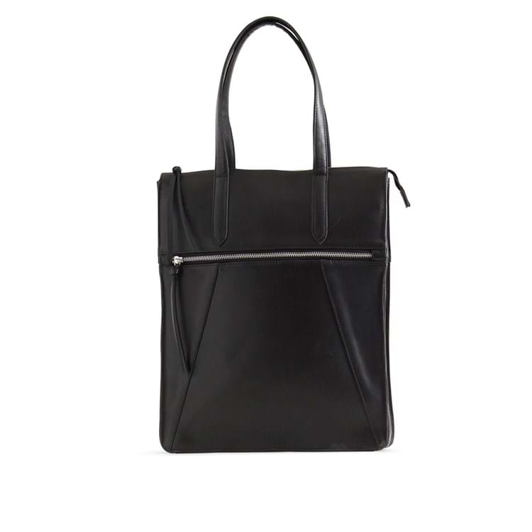 Shopper Alvo Sort 1