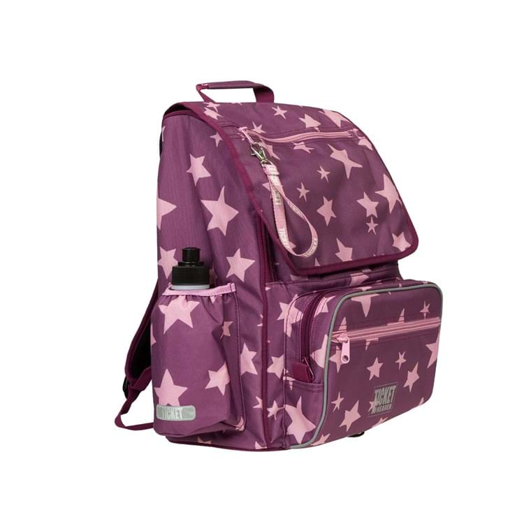 Skoletaske-Backpack jun. Girl M.Lilla 4