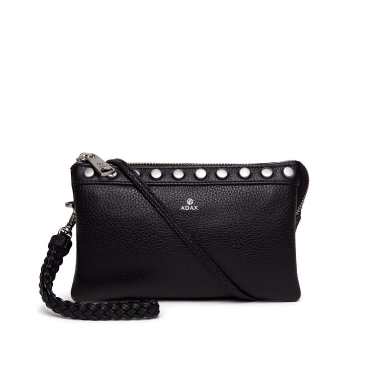 Adax Niccone - Clutch Laure Sort 1
