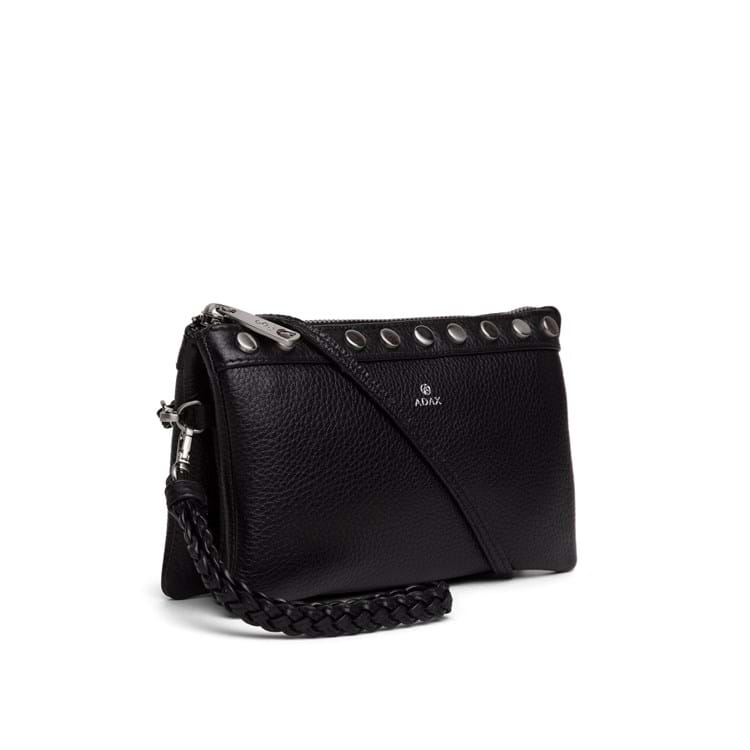 Niccone - Clutch Laure Sort 2