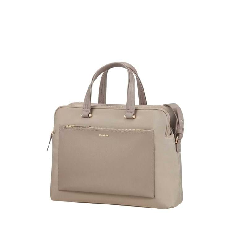 Computertaske Zaila Beige 1