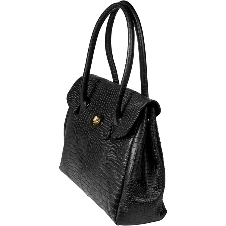 Workbag croco Sort 2