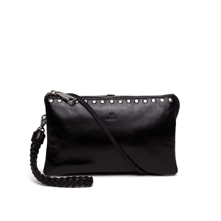Combi clutch Laure Salerno  Sort 1