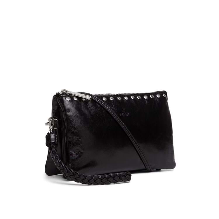 Combi clutch Laure Salerno  Sort 3
