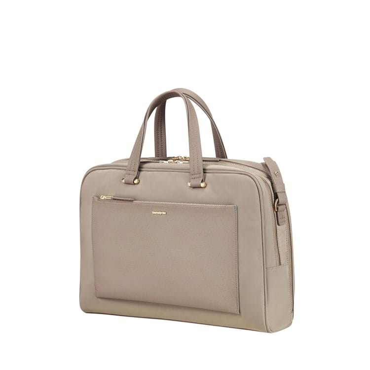 Samsonite Computertaske Zaila Beige 1