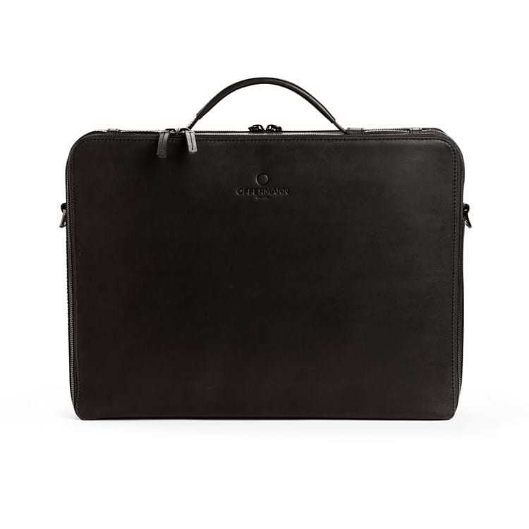 Buisnesstaske-workbag L Sort 1