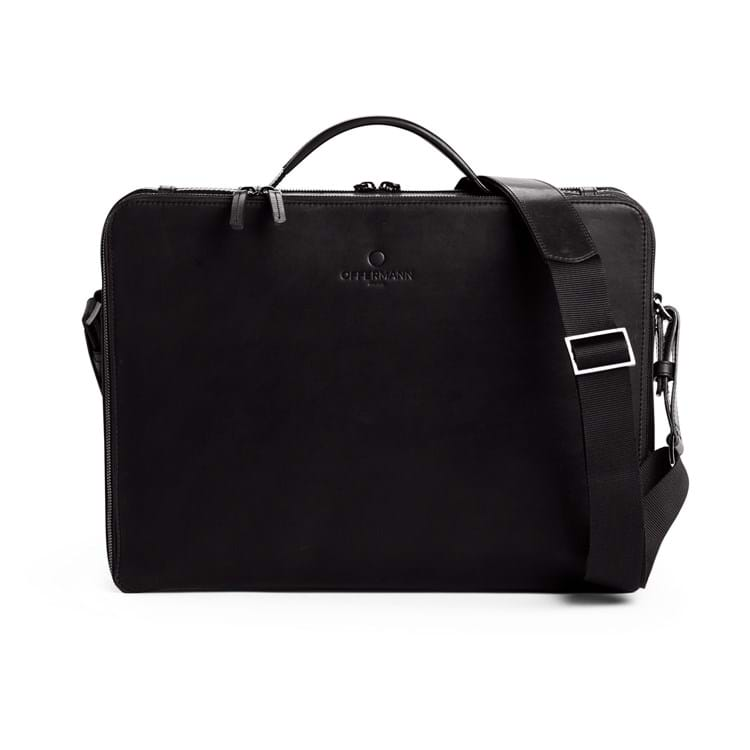 Buisnesstaske-workbag L Sort 4
