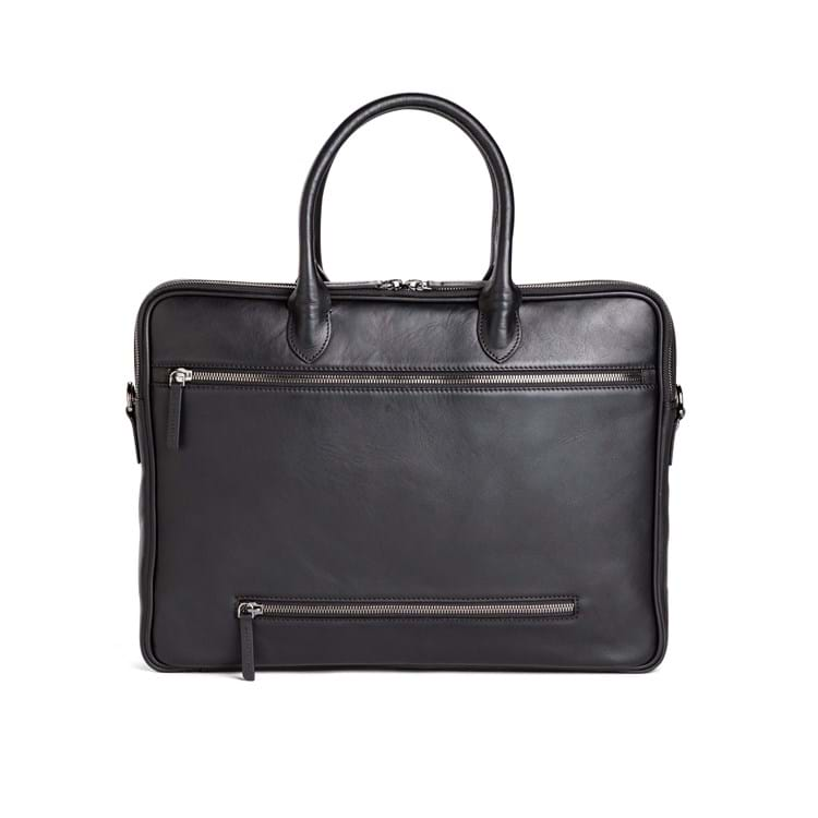 Buisnesstaske-Workbag Slim Sort 3