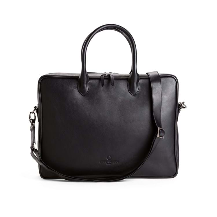 Buisnesstaske-Workbag Slim Sort 4