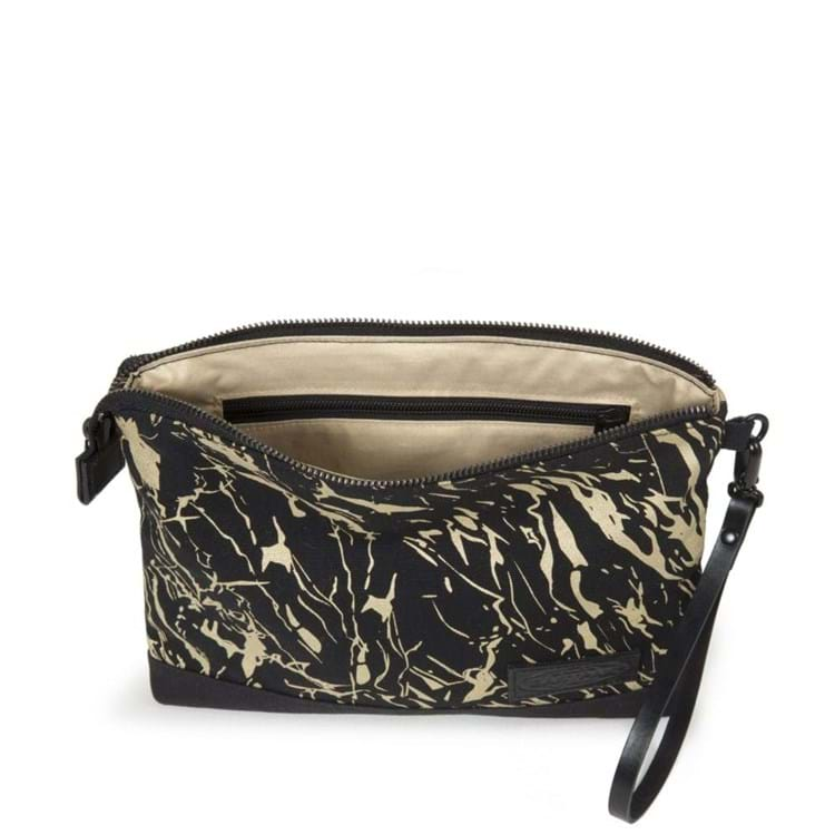 Eastpak Clutch -ISABELLA Sort/Gul 3