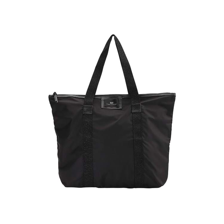 Shopper Day Gweneth Nero Lurex Sort 1