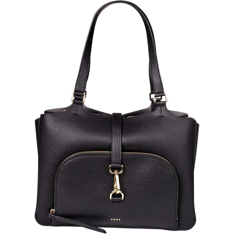 DKNY Skuldertaske, Paris  Sort 1