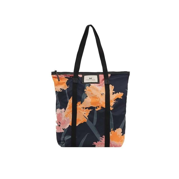 Tote Day Gweneth P Parrot Tote Orange 1