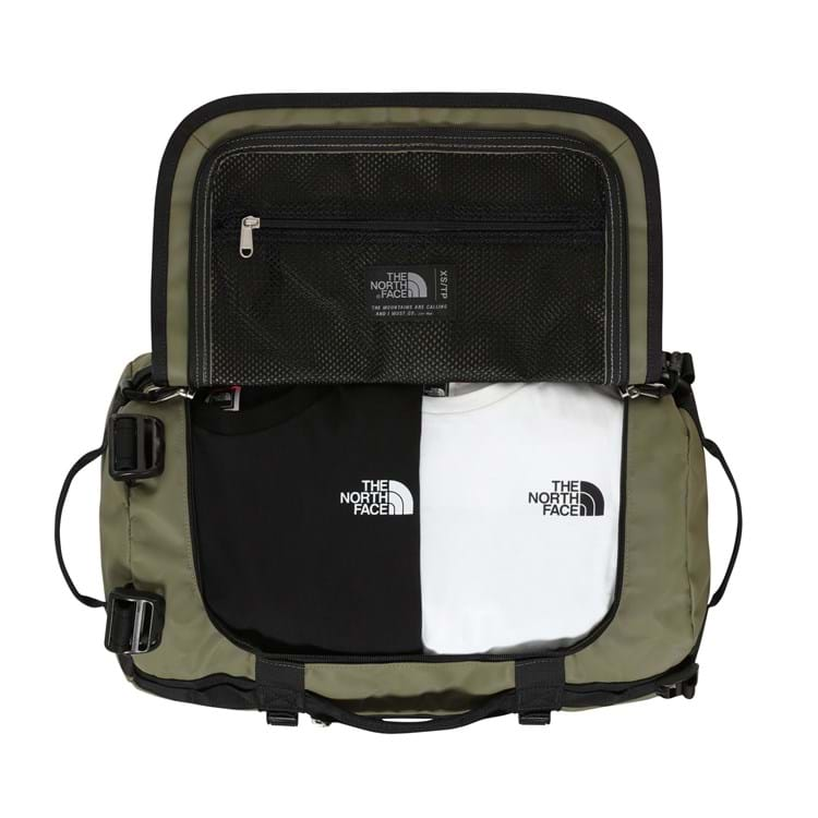 The North Face Duffel Bag Base Camp XS Army Grøn 3