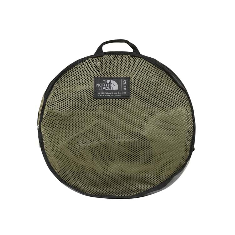 The North Face Duffel Bag Base Camp XS Army Grøn 5