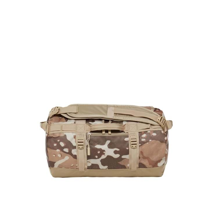 The North Face Duffel Bag Base Camp XS Beige/grøn 1