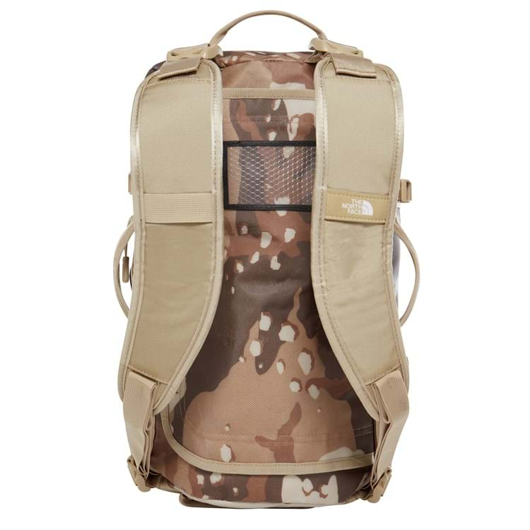 The North Face Duffel Bag Base Camp XS Beige/grøn 2