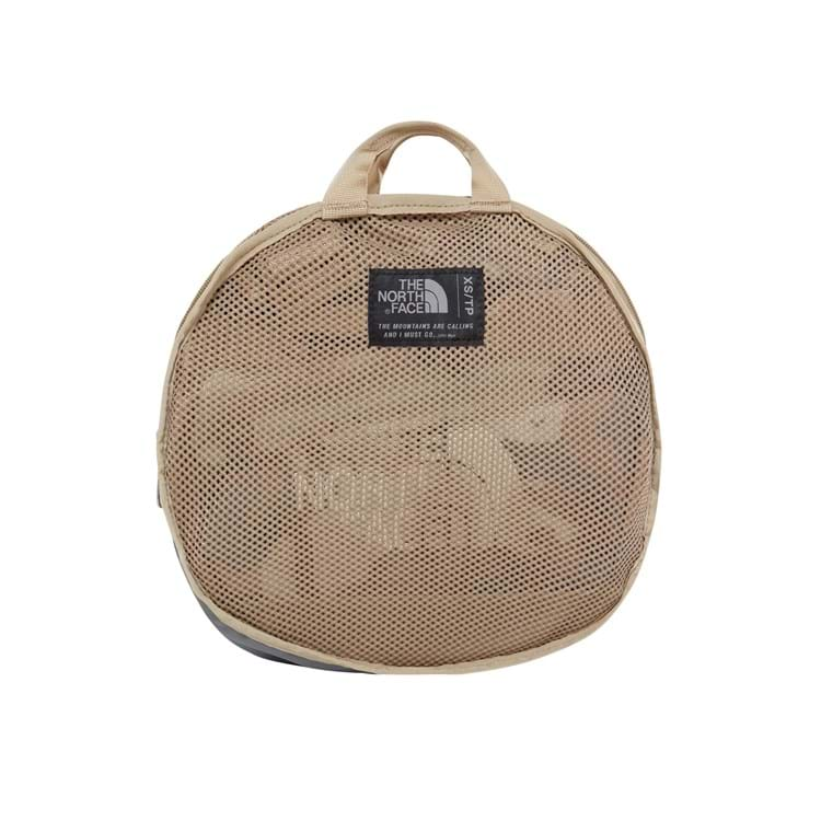 The North Face Duffel Bag Base Camp XS Beige/grøn 5