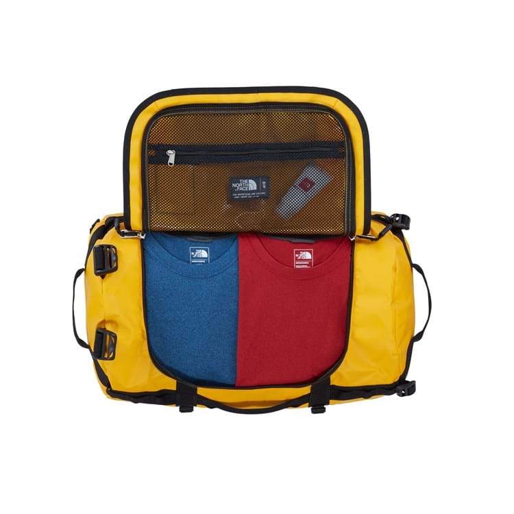 The North Face Duffel Bag Base Camp S Gul 3