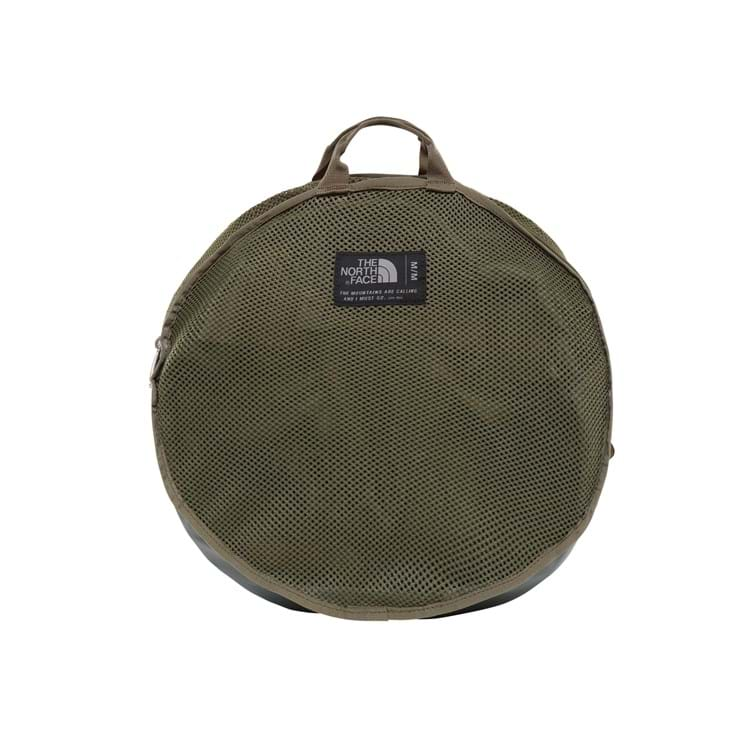 The North Face Duffel Bag Base Camp M Grøn Camou 4