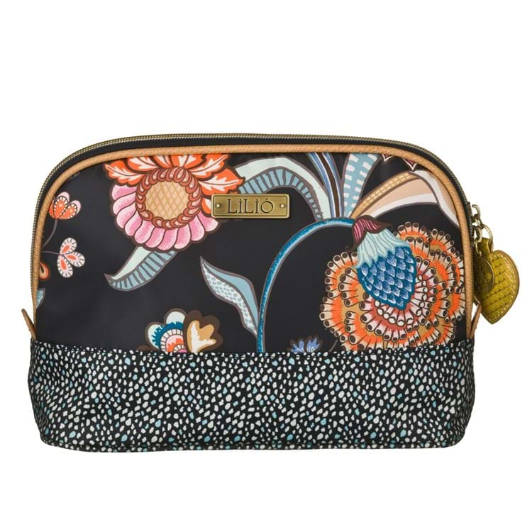 Toilettaske- M Toiletry Bag Sort 1