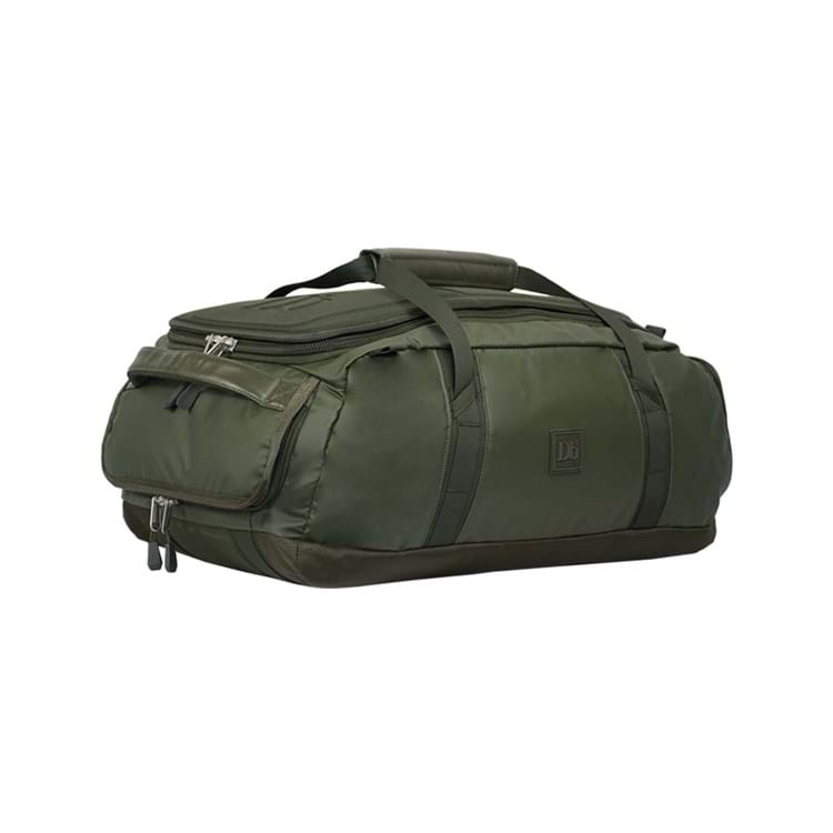 Dufflebag Rygsæk The Carryall  Army Grøn 1