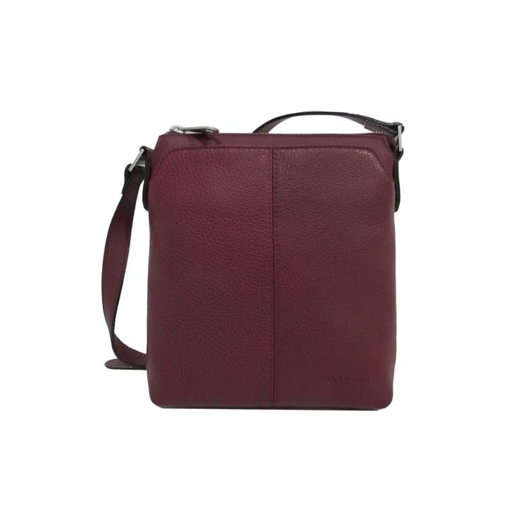 Crossbody Elegance Bordeaux 1
