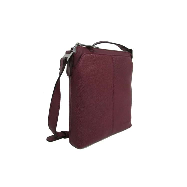 Crossbody Elegance Bordeaux 3