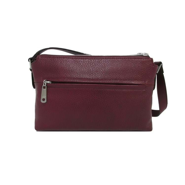 Crossbody  Bordeaux 2