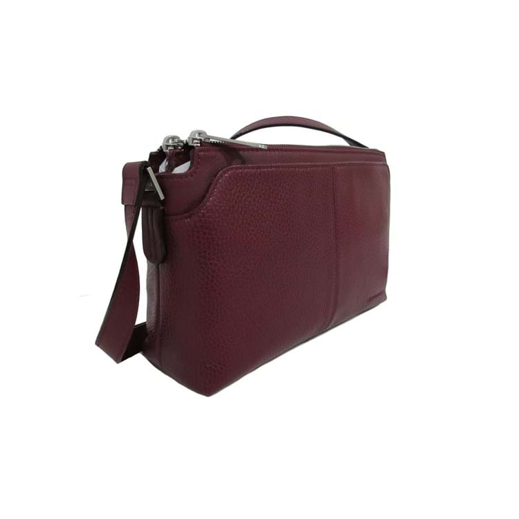 Crossbody  Bordeaux 3