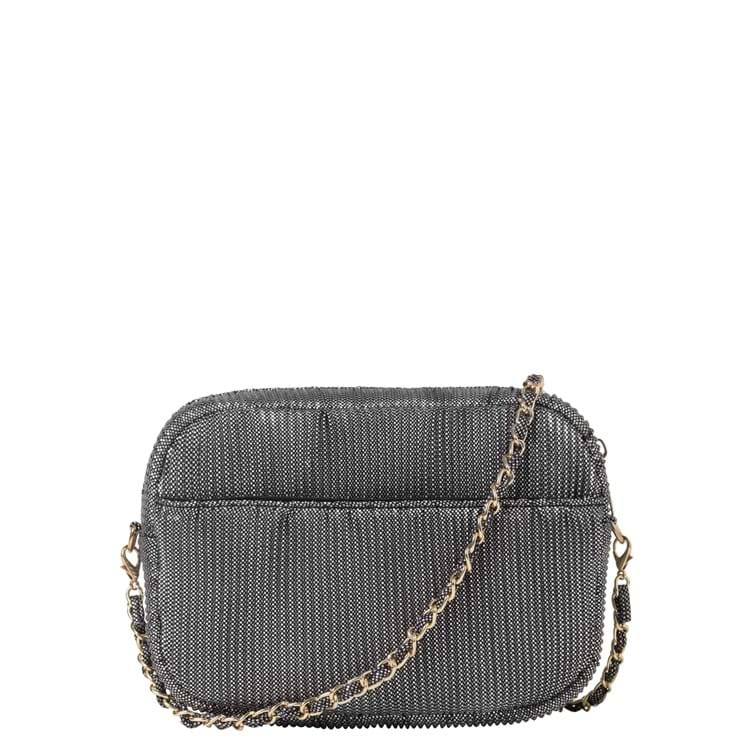 Crossbody, Paya Dot Sølv/sort 1
