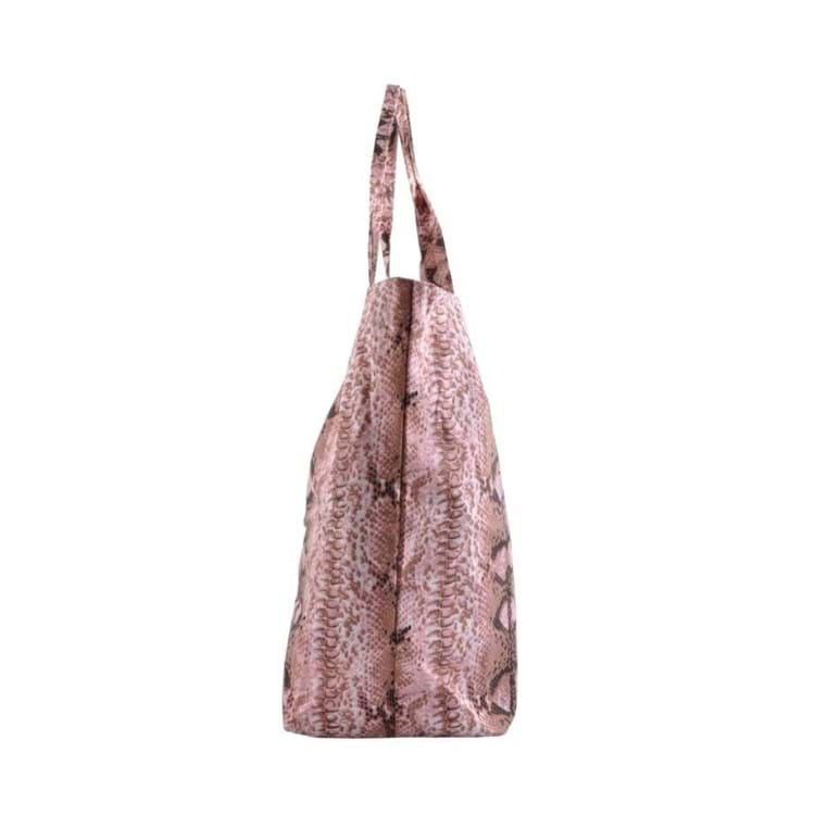 Shopper Big snake Rosa 2