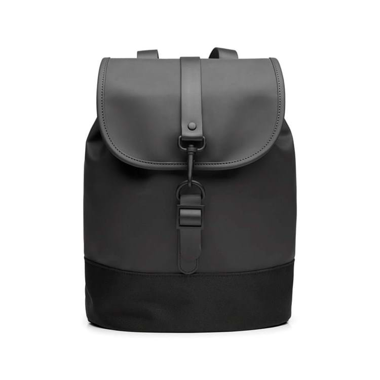 Rygsæk Drawstring Backpack Sort 1