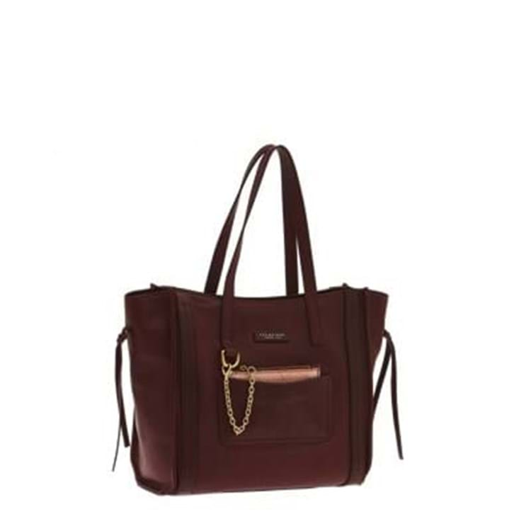 Shopper Saturnia Bordeaux 1